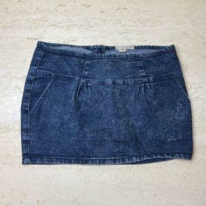 Forever 21 Denim Mini Skirt M